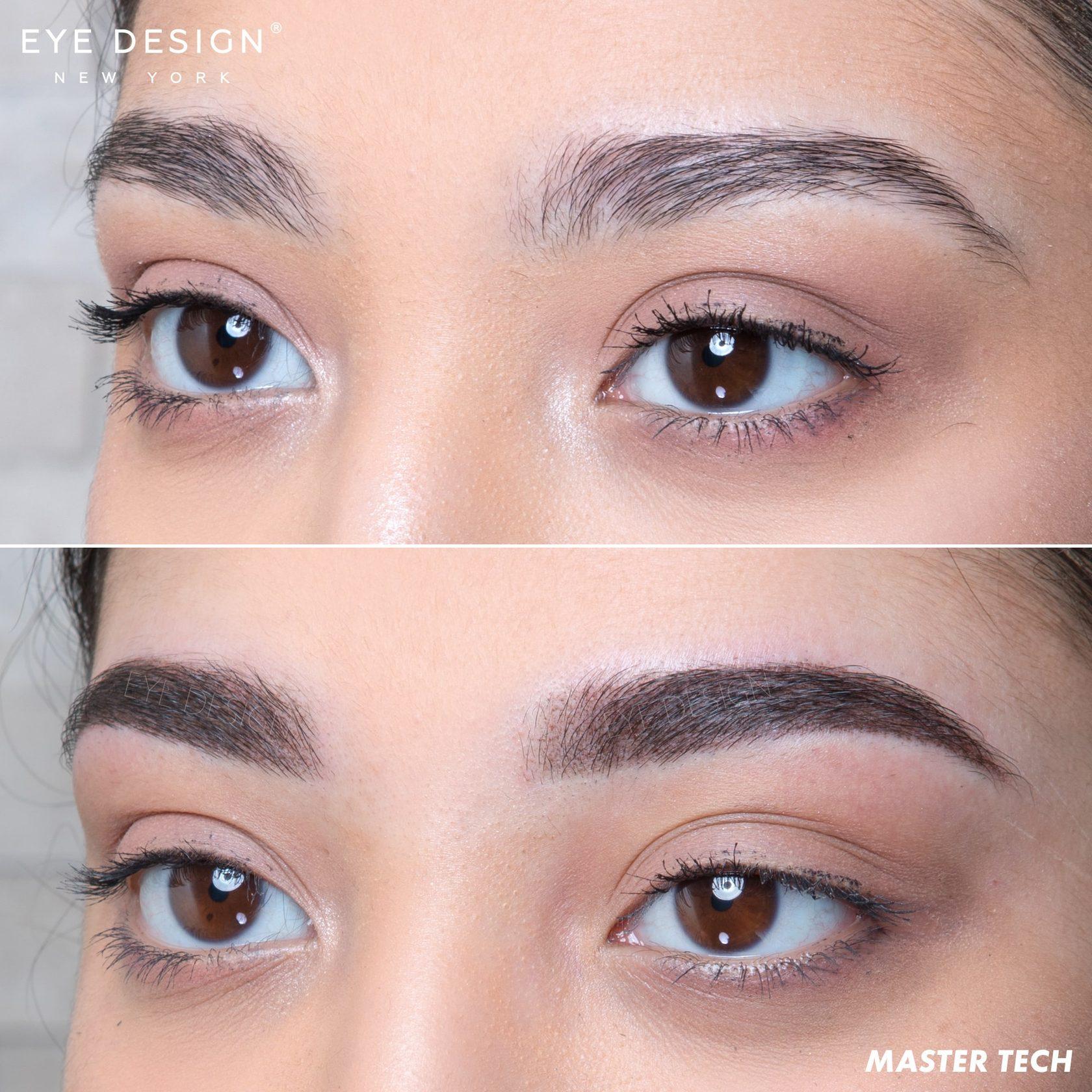 Powder Ombre Permanent Makeup Brow