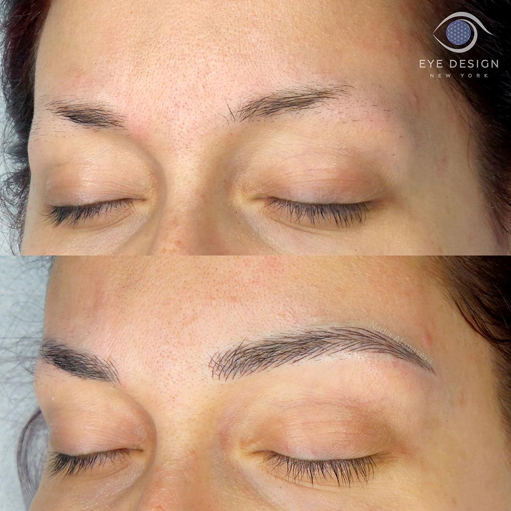 Eye Design Nadia