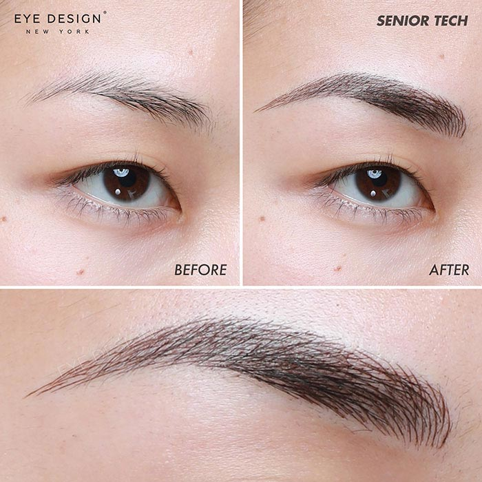 Eyebrow Microblading & Custom Eyebrow Design NY | Eye Design