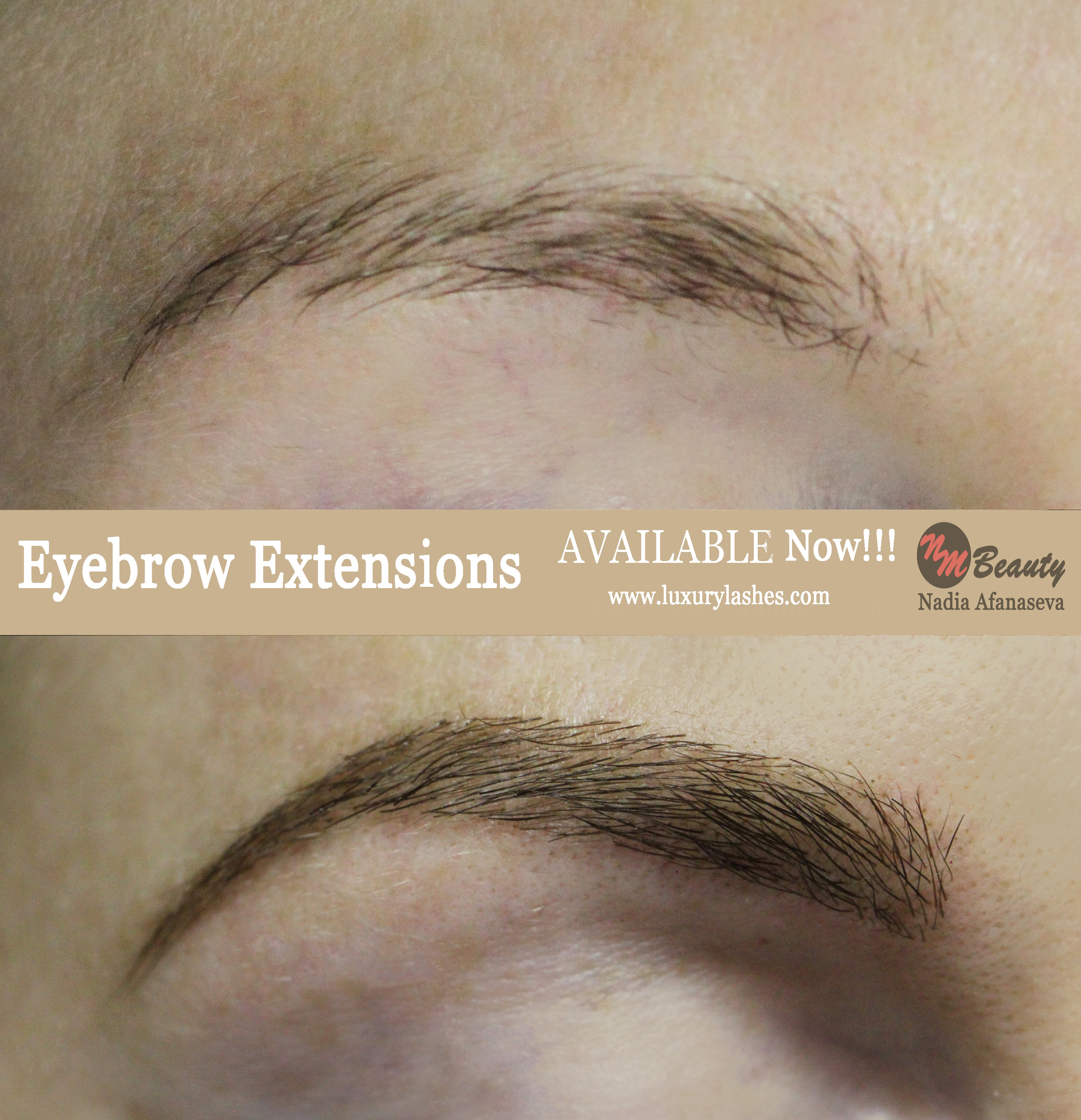 Eyebrow Extensions Ny Salon Eye Design Studio