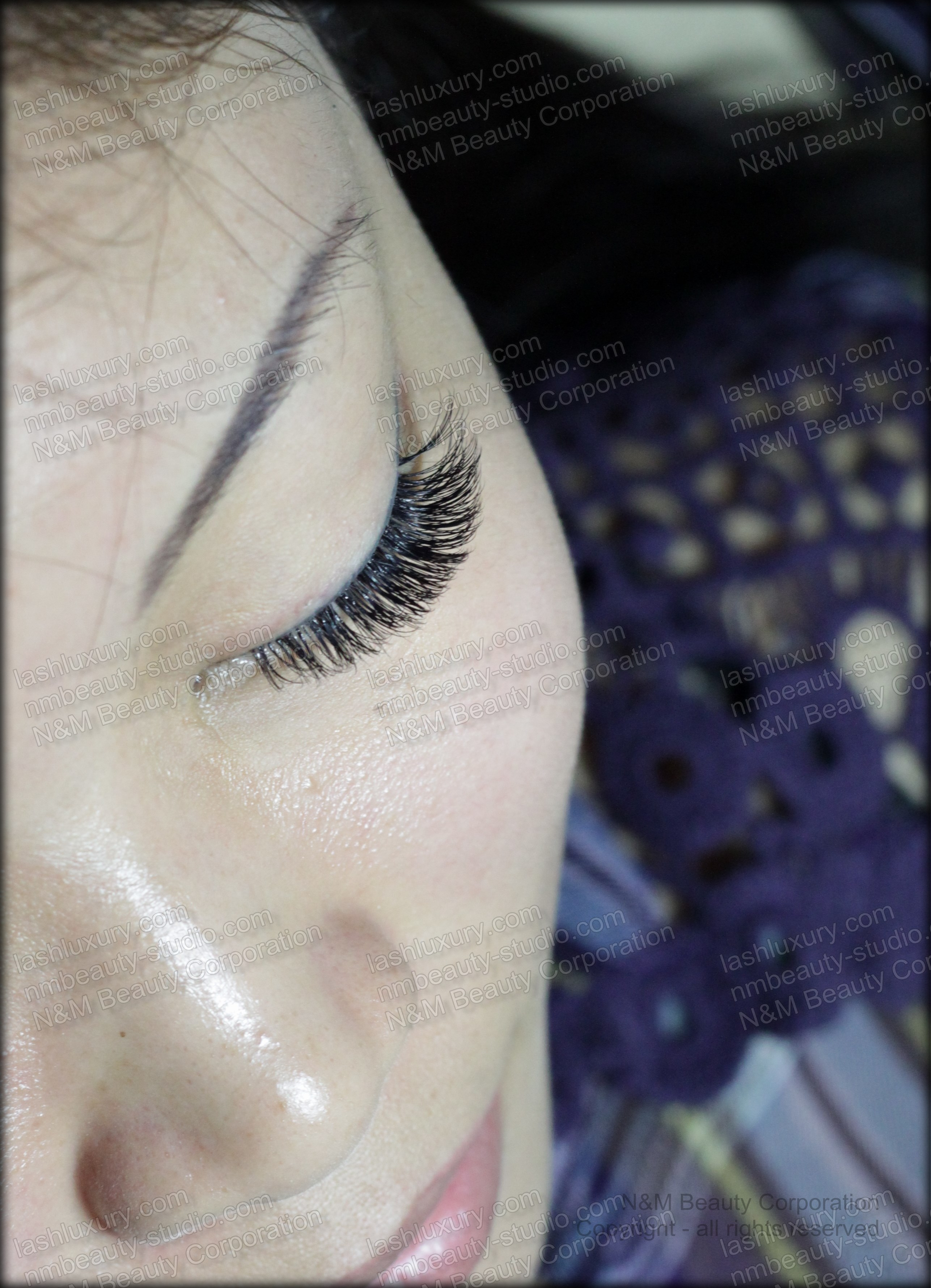 synthetic hypoallergenic lash extensions ny service