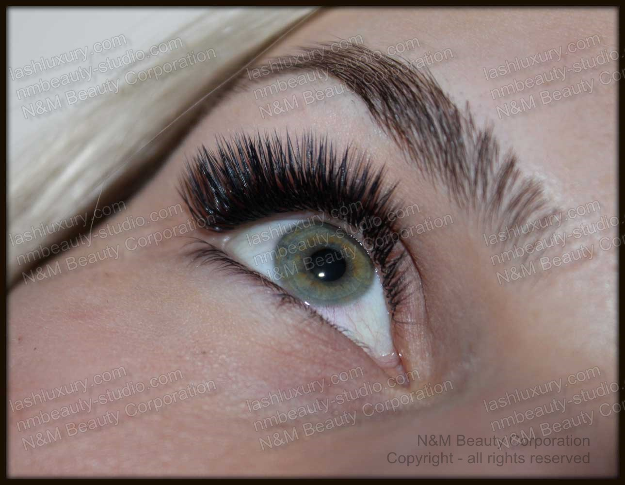 Hair Eyelash Extensions Human Hair Extensions