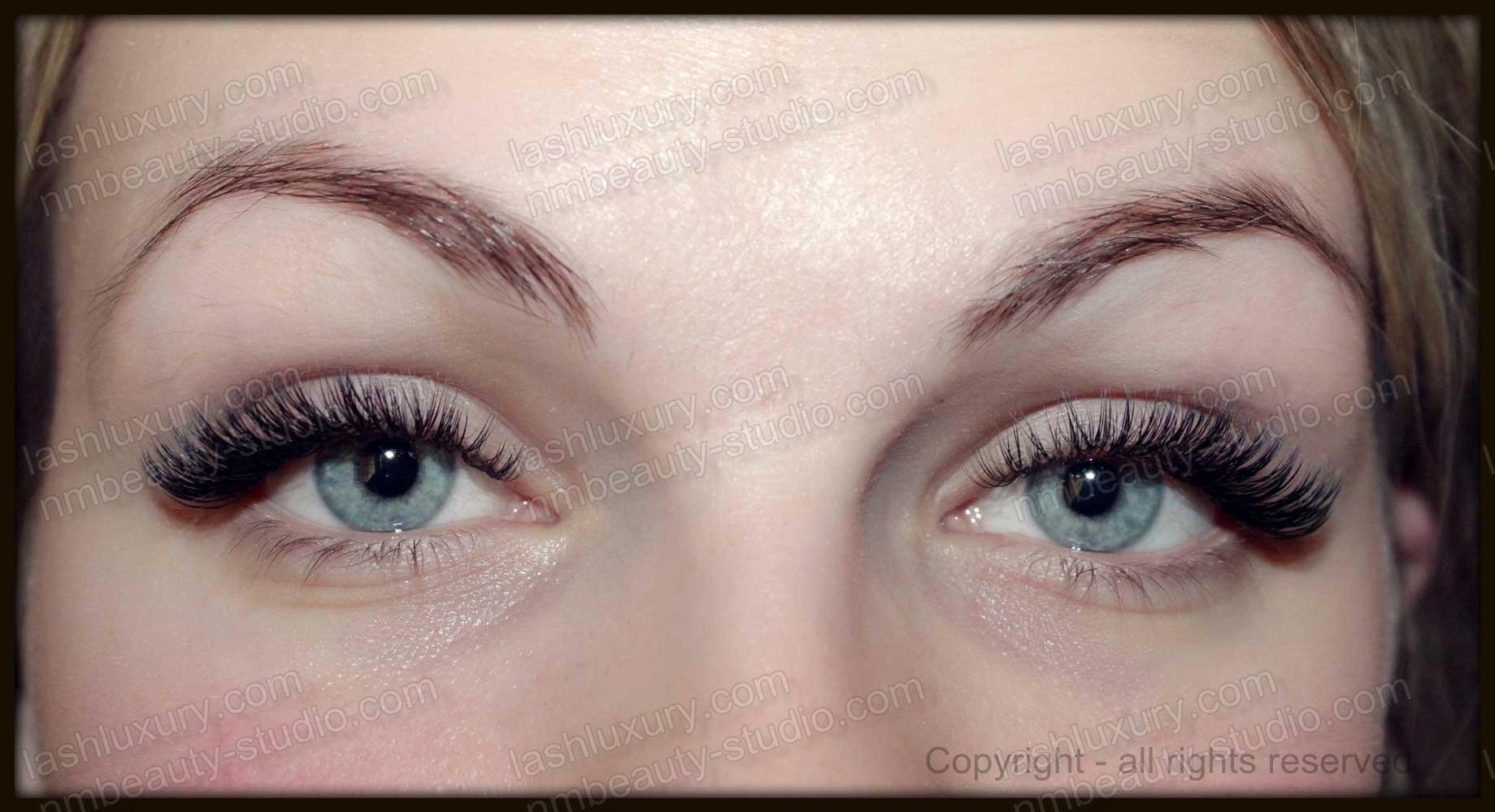 5963d7b89c0 4D 5D 6D volume eyelash extensions