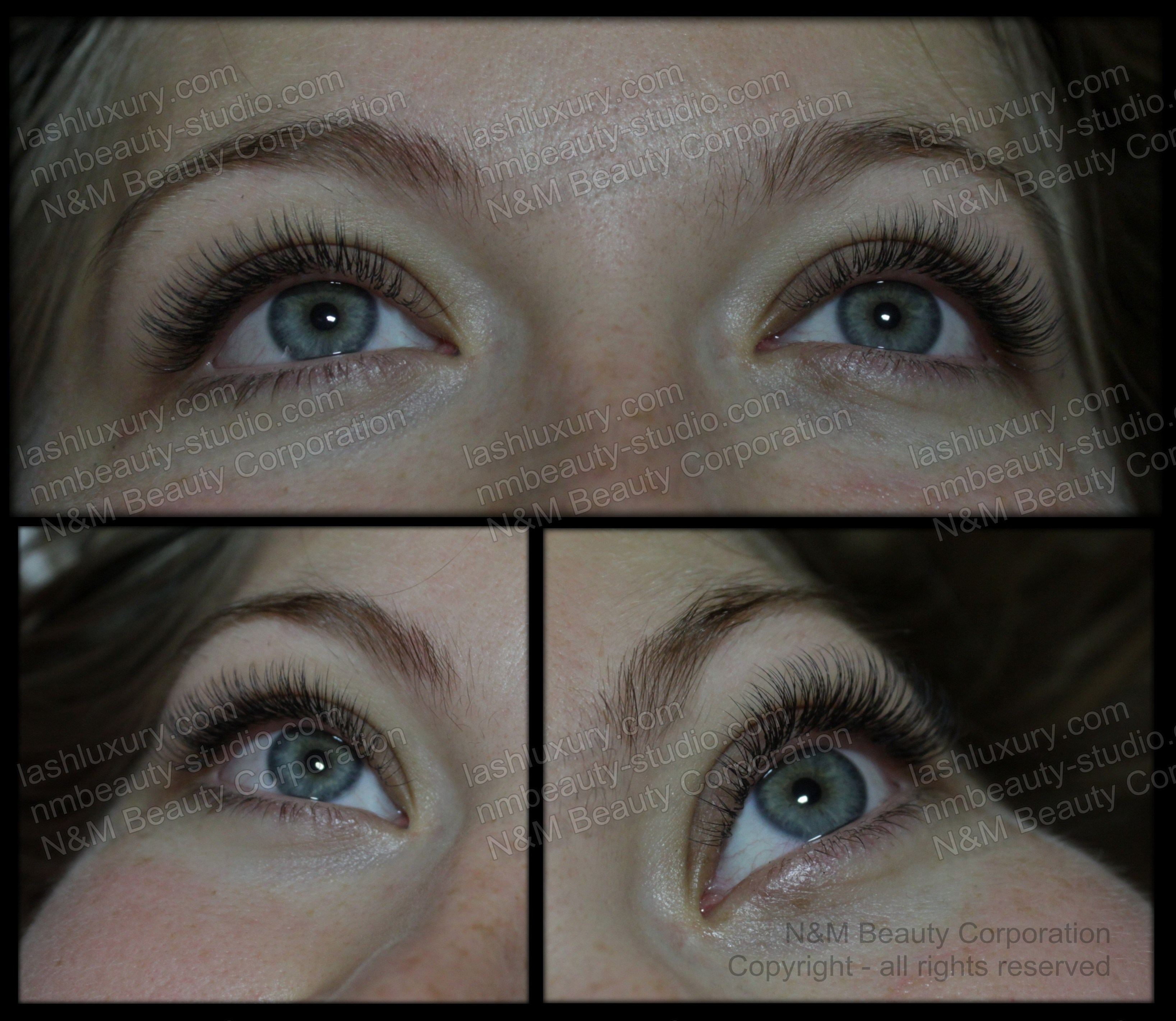 synthetic hypoallergenic lash extensions prices cost ny service